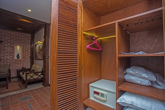 Hotel Marshyangdi: Safety Locker