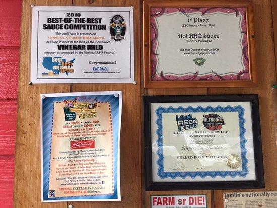 Rabun Gap, GA: Awards