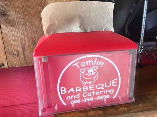 Rabun Gap, GA: Good BBQ
