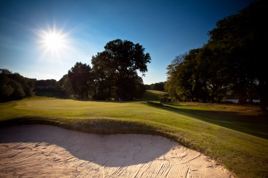 Knutsford, UK: Championship Golf Course