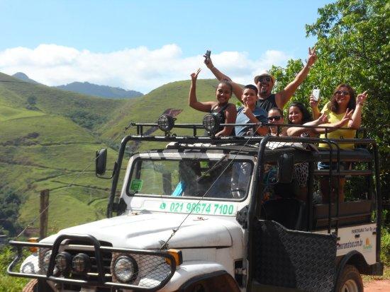 Cachoeiras de Macacu: Lindas paisagens
