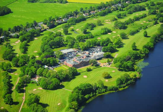 The Mere Golf Course at The Mere Golf Resort & Spa