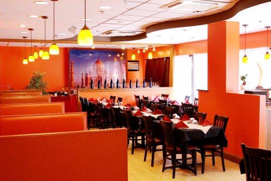 Great indian in fairfield review of taj indian cuisine for Asian cuisine mohegan lake