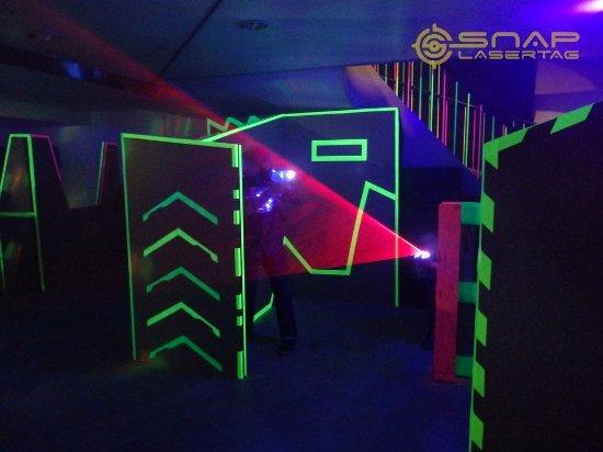 Snap Lasertag