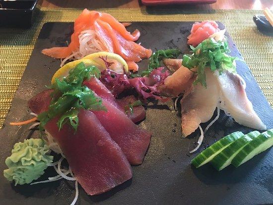 The miso soup photo de restaurante japones umai for Restaurante japones alicante
