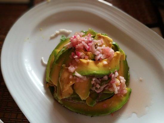 Gala Takeaway: Amazing avocado salad