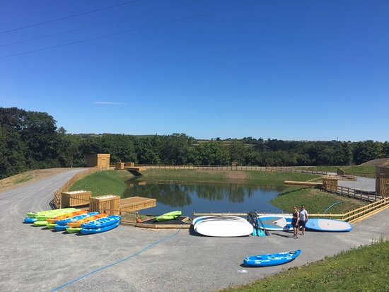 The Ultimate Adventure Centre: Kayak/SUP