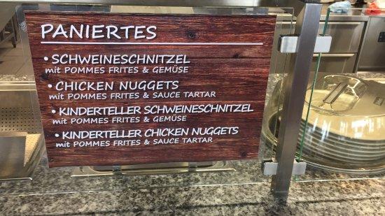 Bettmeralp, Switzerland: Paniertes