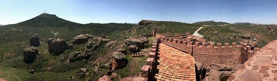 Province of Teruel, Spanyol: Blick vom Turm