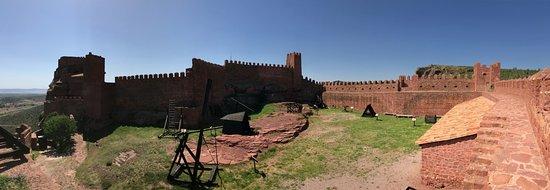 Province of Teruel, Spain: Vorburg
