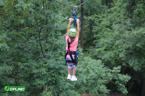Stevens, PA: Flying High on the Challenge Course