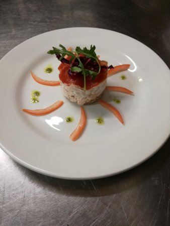 Denbigh, UK: Some more creations from the chefs at Brookhouse