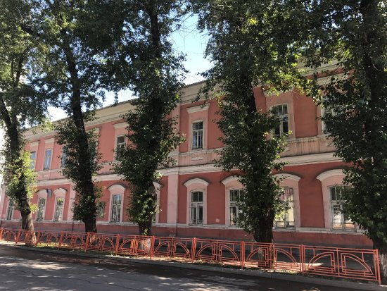 Care Home for Poor Men of Sibiryakov