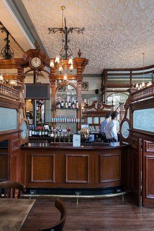 prince alfred & formosa dining room, london - paddington / maida