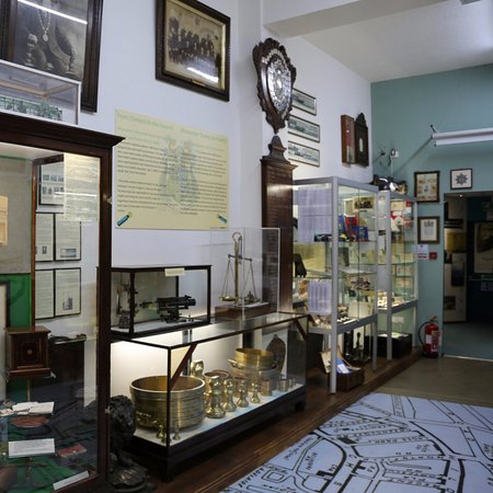 Ilfracombe Museum: Ilfracombe Gallery after 2016 refurbishment