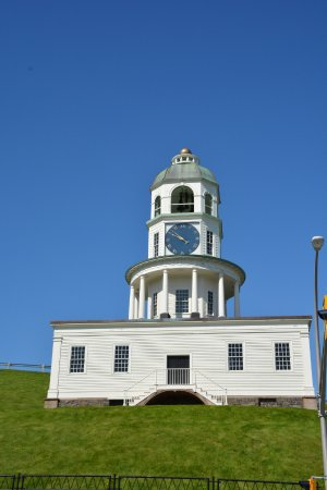 Old Town Clock: ....
