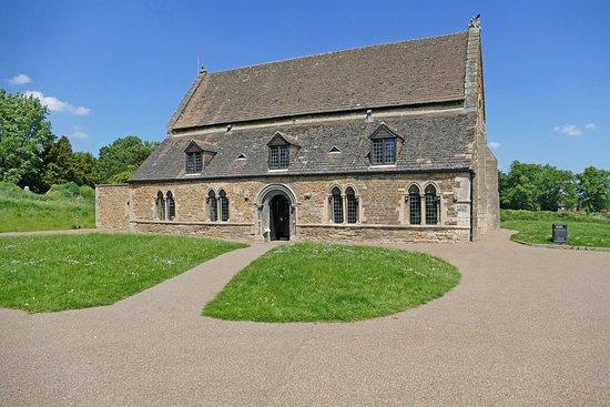 Oakham Castle