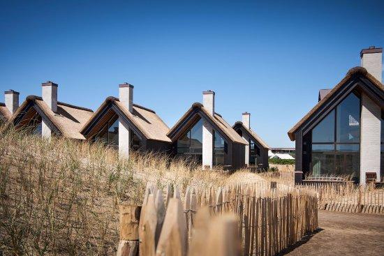 vores nye strandhotel ved hvidbjerg strand er f rdig billede af hvidbjerg strand feriepark. Black Bedroom Furniture Sets. Home Design Ideas