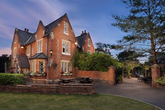 Sindlesham, UK: The Walter Arms
