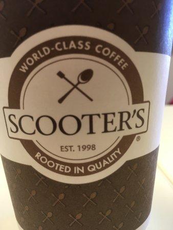 Scooter's Coffee & Yogurt