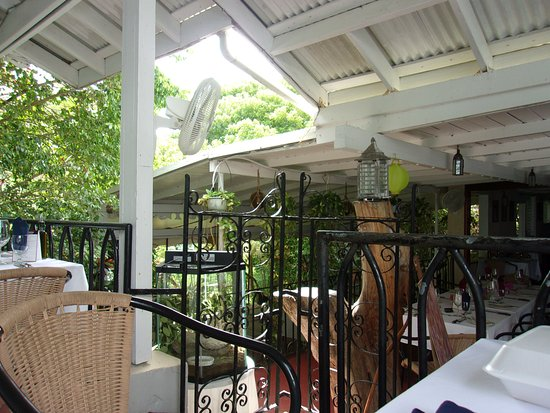 Brandywine Estate Restaurant: Open and eclectic