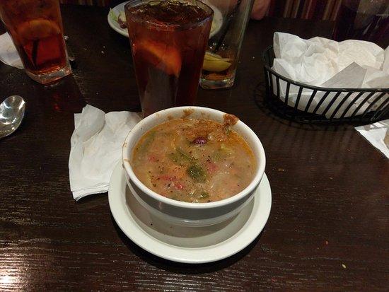 Carrabba's Italian Grill: minestrone