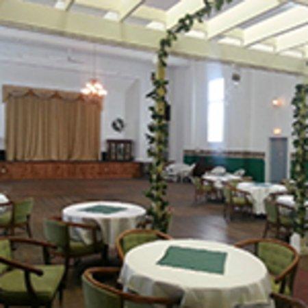Hancock, NY: Theatre/Dining Room