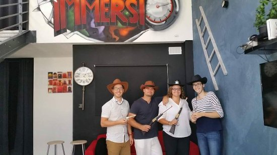 ‪Immersio Escape Game‬