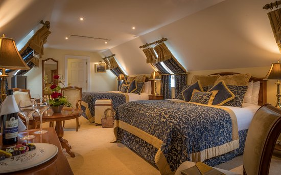 Lough Rynn Castle Estate & Gardens: Eastern Range Twin Bedroom