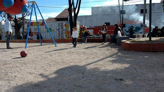 Plaza Pascual Romano