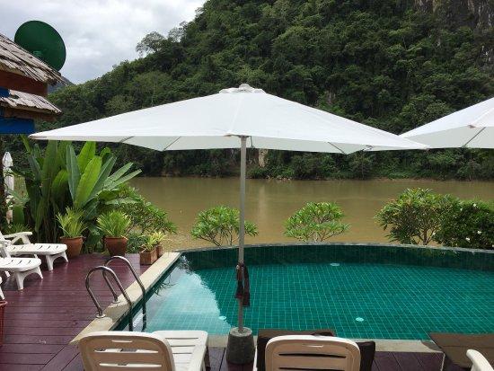 Nong Khiaw, Laos: Divine and serene