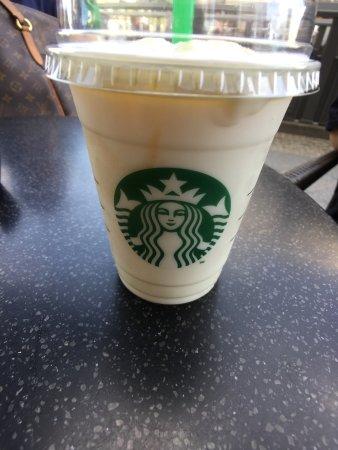 Starbucks Cafe: Frappe
