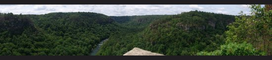 Little River Canyon National Preserve: Little River Canyon 2