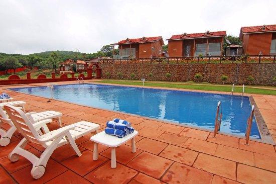 Swimming Pool Picture Of Forest County Resort Mahabaleshwar Tripadvisor