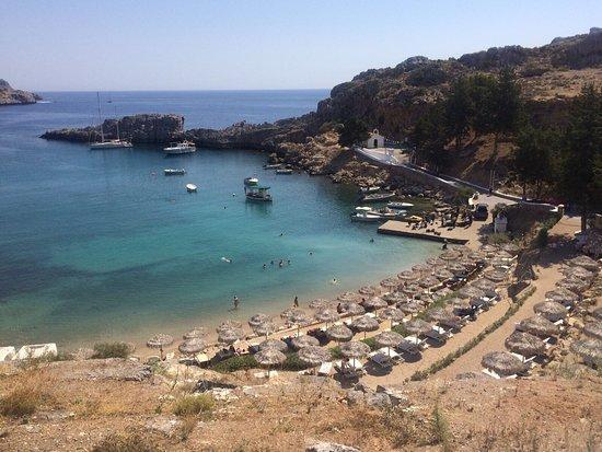 photo1.jpg - Bild från Agios Pavlos Beach (Saint Paul ...