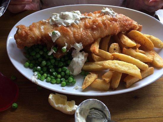 Muddiford, UK: Fish & Chips