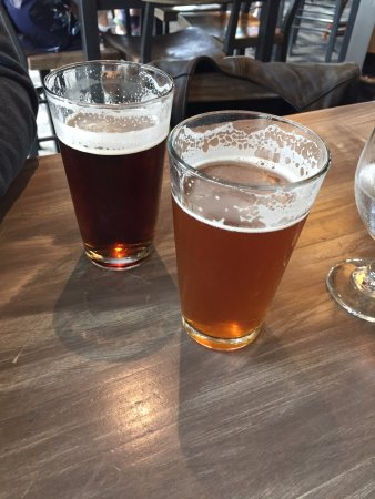 The Foundry: beers