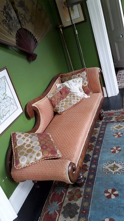 Eglinton, UK: Historic Chaise