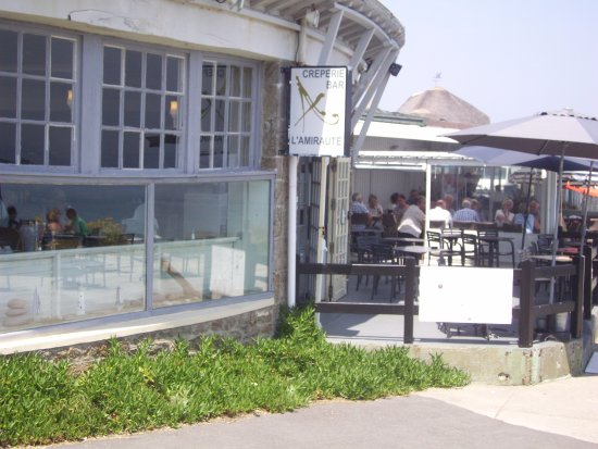 Saint-Lunaire, Prancis: L'établissement