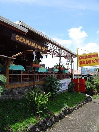 Nuevo Arenal, Kosta Rika: bakery