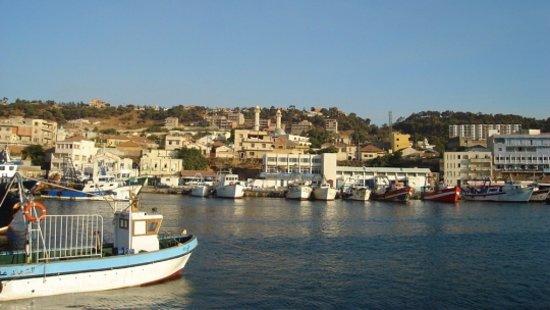 Tipasa Province, Algerie: PORT DE BOUHAROUN