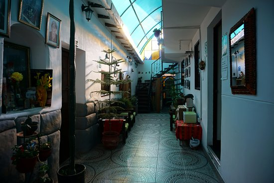 Casa Hospedaje Hatun Quilla : interno hotel