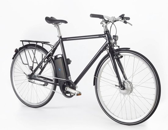 Ebike Rental Paris