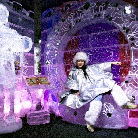 Ice Gallery Kaleidoskop