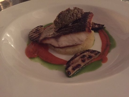 Bearsted, UK: Sea Bass