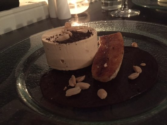 Bearsted, UK: Peanut Butter Parfait
