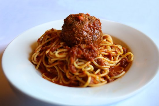 Mario's Restaurant & Pizzeria: Spaguetti Meatball