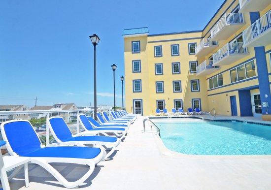 Crystal Beach Hotel: Second Pool