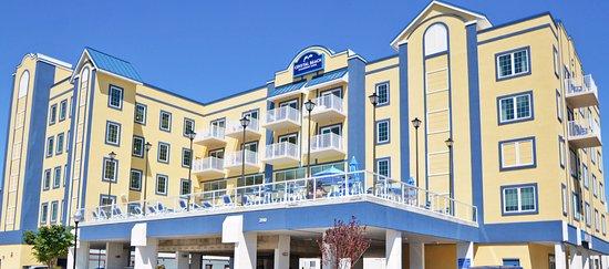 Crystal Beach Hotel: Baltimore Building