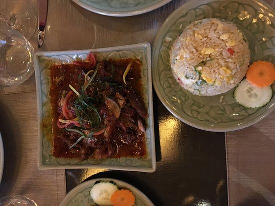 Sukhothai: Eend pikant